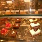 Thierry Chocolaterie display