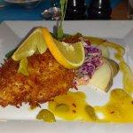 delicious lion fish!