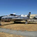 North American F-84F Thunderstreak