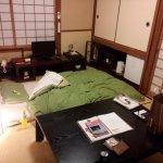 Room with Futon