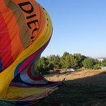 Foto de California Dreamin' Balloon Adventures