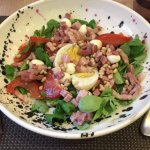 De bonnes salades