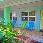 Front porch - Gumbo Limbo House