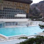 Photo of Swimming Pool of the Hotel Yalta Intourist