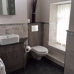 all of our B&B en suites have recently been refurbished to a high standard!