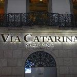 Façade entrée principale Santa Catarina