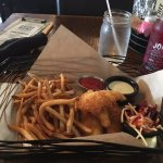 Perch & Fries