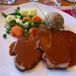 Hotel Restaurant Roseg Gletscher Foto