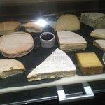 Le plateau de fromages affinés juste comme il le faut