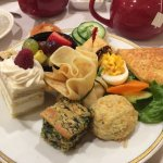 Carrot Tree High Tea - Yum!