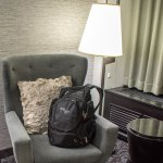 My bag in the room