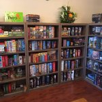 Come see our library of over 200+ games