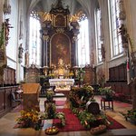 Sanctuary of St. Maurice in Spitz