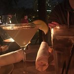 Key Lime Martini - yum!