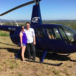 You will love a helicopter ride over the valley