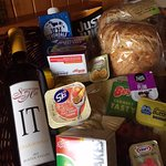 Weekend breakfast hamper