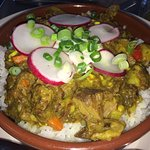Vermont Chevon Farms Jamaican Goat Curry