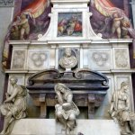 This was Michaelangelo's home church, and final resting place.