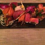 Love the sashimi