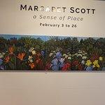 Margaret Scott exhibition