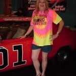With the General Lee of course