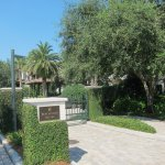 Entrance to The Cloister Beach Club Suites