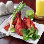 Our best tandoori chicken