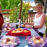 Grape Friends Picnic Lunch