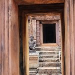Banteay Srei Foto
