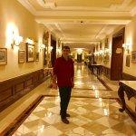 Très bel Hotel, bâtiment prestigieux, décoration interessante. Il manque juste un peu de cocooni