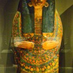 Coffin box set of Nesit-iset of Egypt,