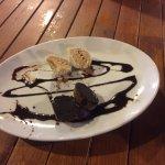 fresh chocolate coconut & dark chocolate