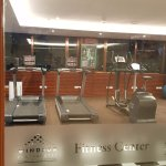 Gym open until 10pm and supervised.
