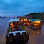 Le Tonle Boat and Bungalows