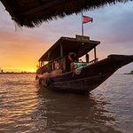 Le Tonle Boat