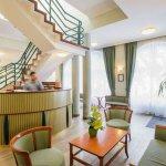 Foto de Baross City Hotel