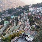 gangtok valley view