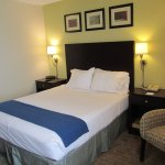 Holiday Inn Express Boston Foto