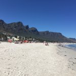 Summers Day in Camps Bay