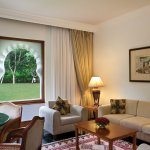 Trident ,Udaipur Suite Living Room