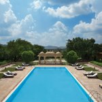 Trident, Udaipur - Swimming Pool