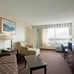 Executive guest rooms are ideal for families