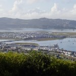 View over Knysna