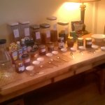 Great selection of jams & spreads