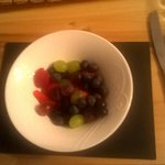 Lovely fresh fruit salad