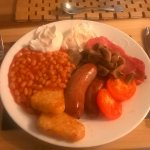 Wonderful english breakfast