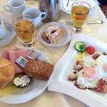 Kleiner Auszug aus Frühstücksangebot