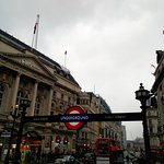 Piccadilly Circus & Leicester Square