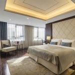 Master Bedroom, Ascott Beijing 2 Bedroom Executive