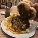 Chili Cheese burger